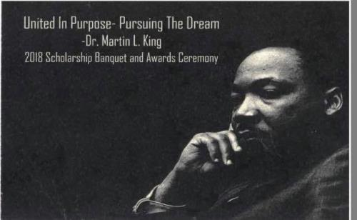 """United In Purpose Pursuing the Dream"""