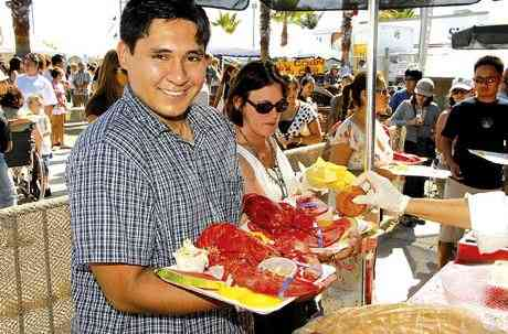 Annual Events in Long Beach http://www.whofish.org/events/Long_Beach/CA/Annual_Long_Beach_Lobster_Festival/2458303.aspx