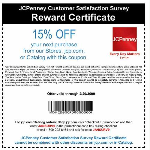 JCPenney Coupons Free Shipping - JC Penney Womens Shoes Store