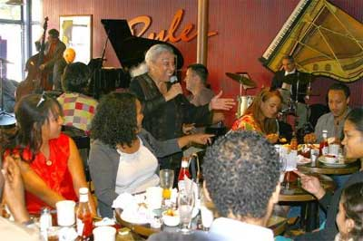 Patricia Adams Quartet Celebrates Six Years Playing Ryles Jazz Club Sunday Brunch